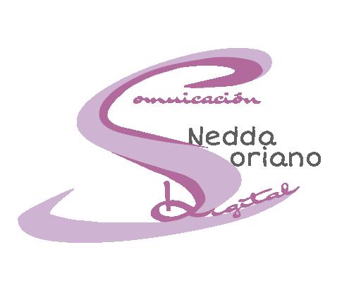 Nedda Soriano Comuniación digital logo transparente
