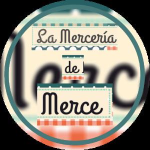 Logotipo la mercería de merce