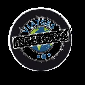 Logotipo de Intergavá, viatges Gavá