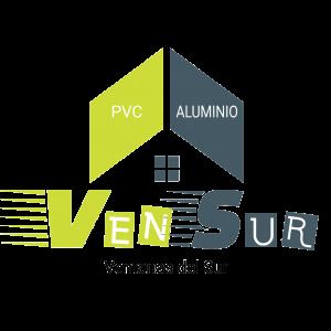 Logotipo de VenSur, ventanas del sur en pvc y aluminios